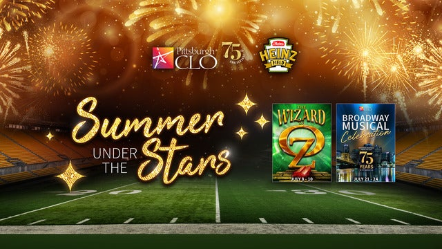 Pittsburgh CLO's Summer Under the Stars