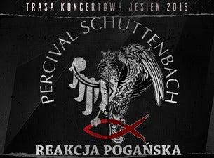 Percival Schuttenbach, 2019-10-25, Варшава