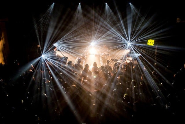 Dave Clarke Presents: Blawan / Surgeon (live) / DJ Stingray 313 a.o.