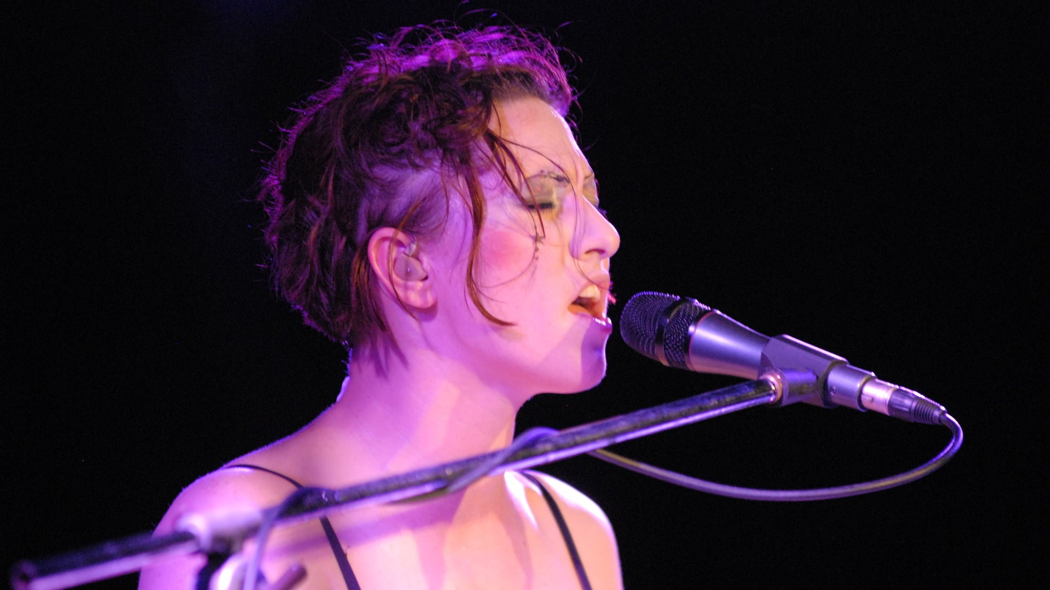 Amanda Palmer at Knitting Factory Spokane - WA