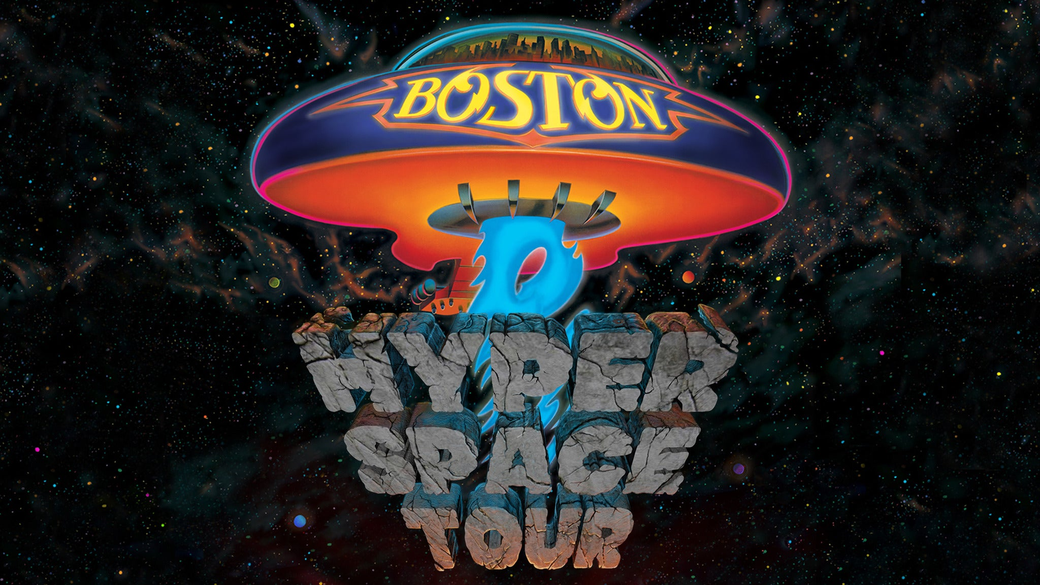 Boston: Hyper Space Tour at Mystic Lake Casino Hotel