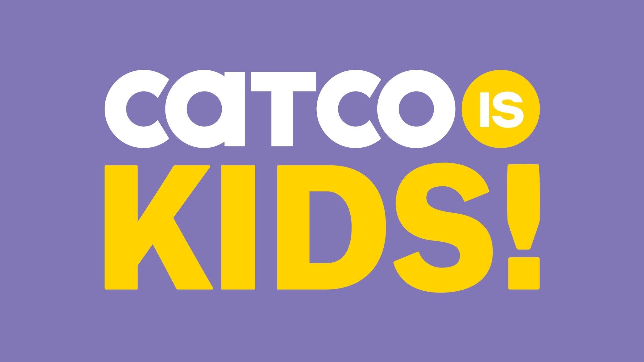 Catco Is Kids - Anne Of Green Gables
