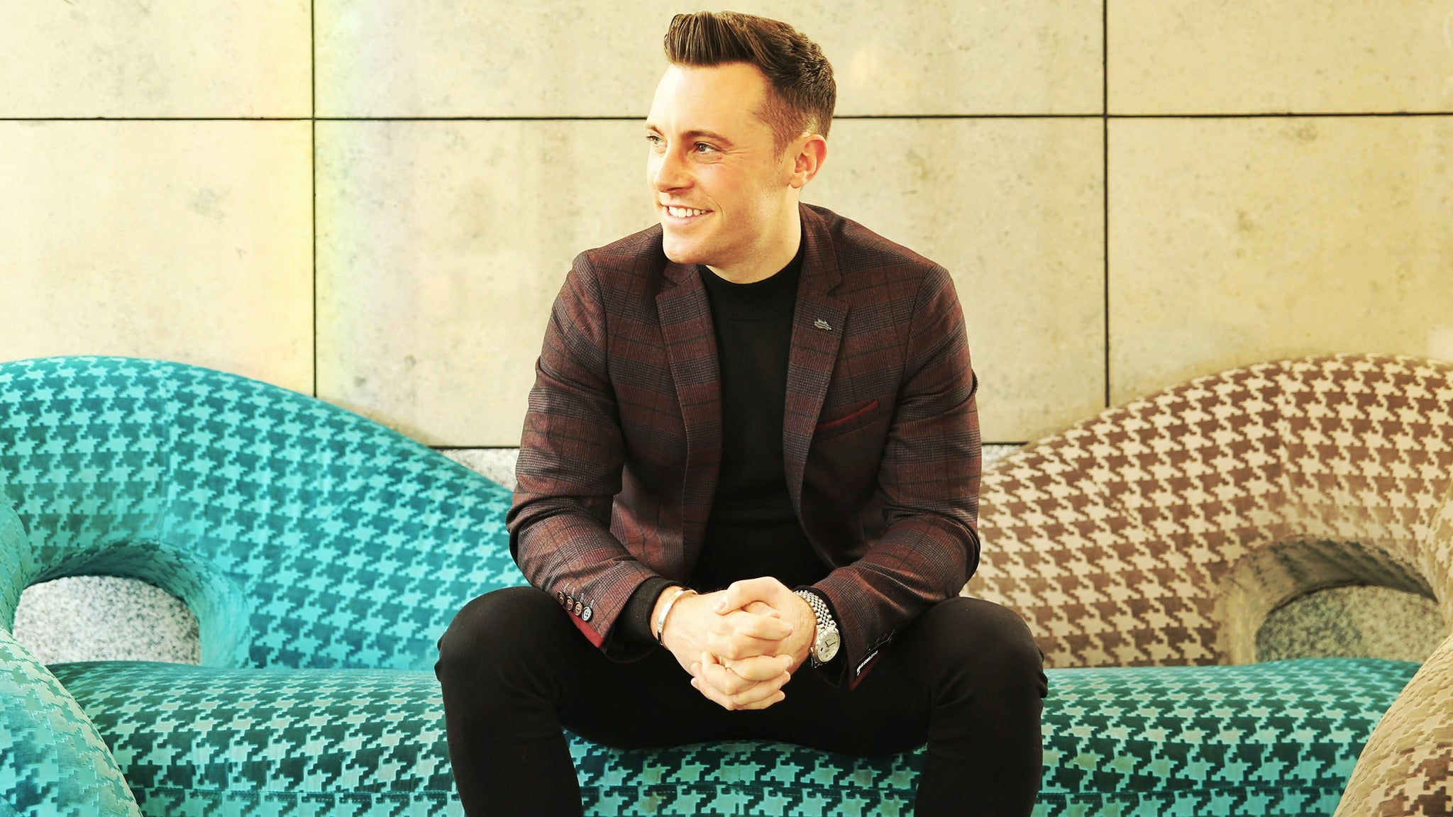 Nathan Carter tickets (Copyright © Ticketmaster)