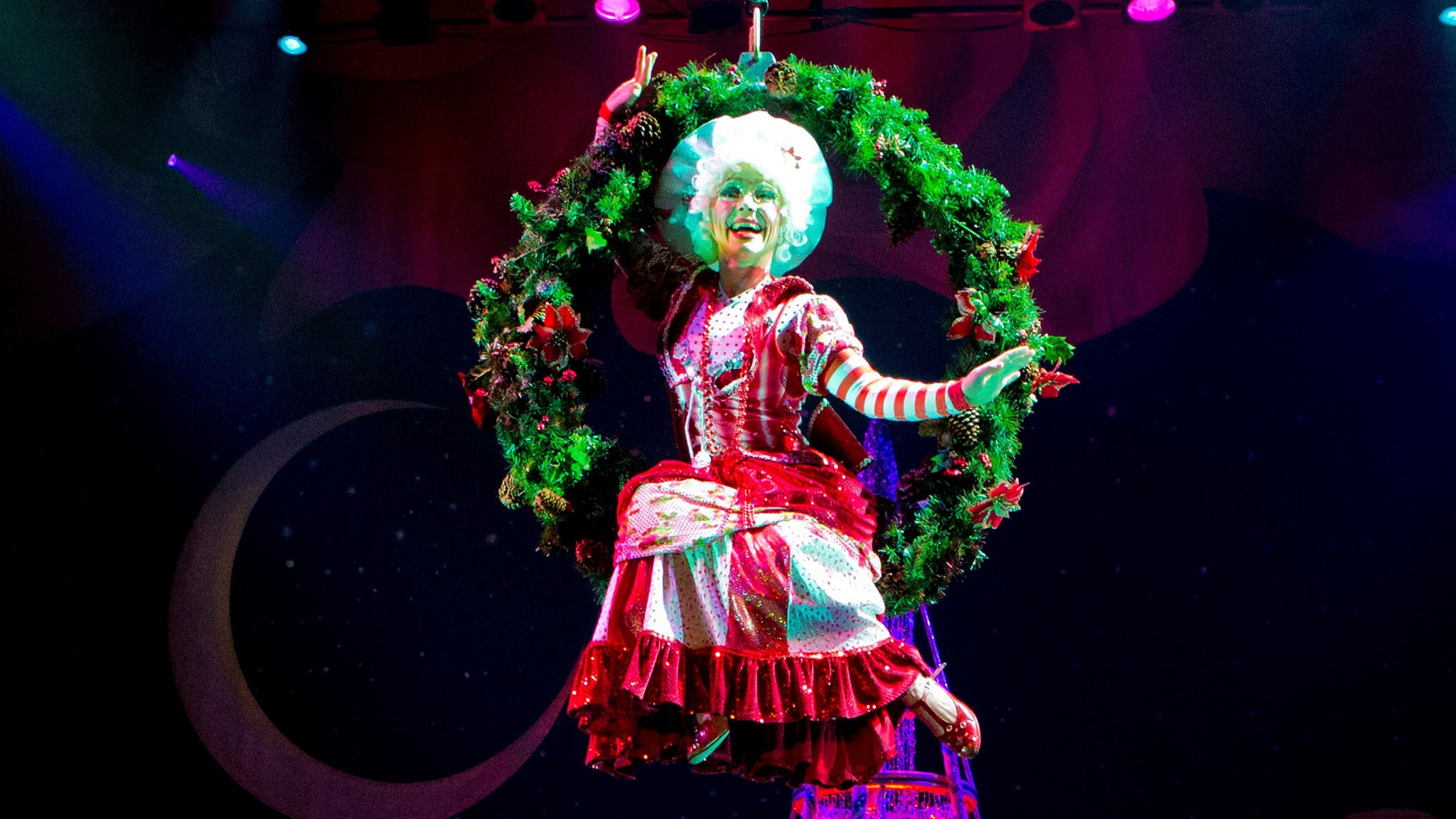 Cirque Dreams Holidaze (Touring) at Cross Insurance Center