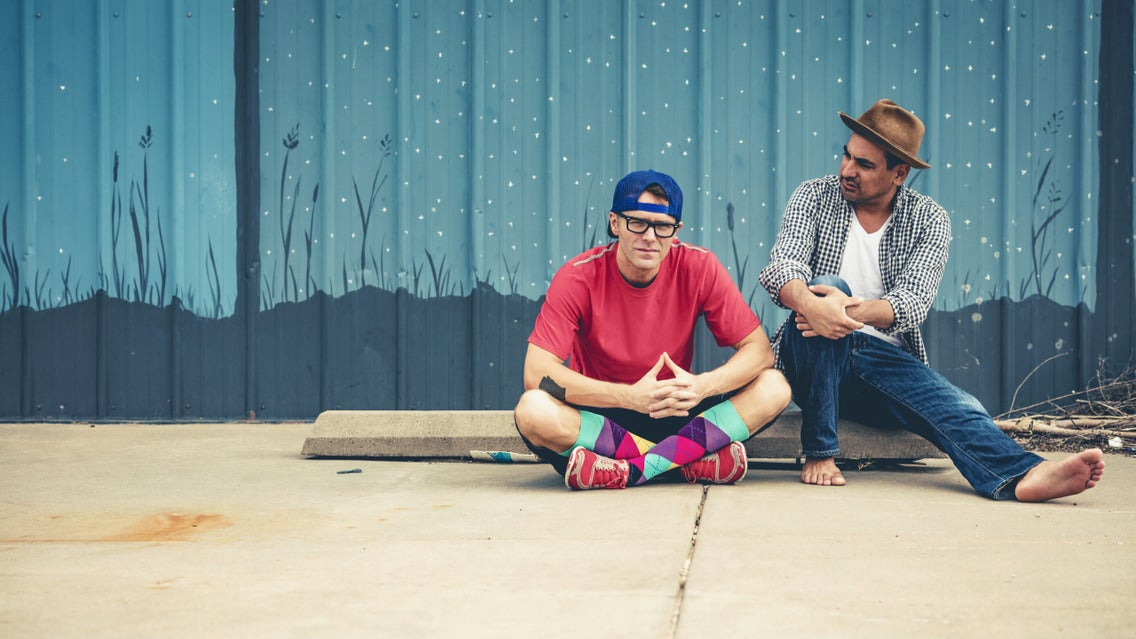 Bobby Bones and the Raging Idiots:  It's Just the Two of Us, Sorry