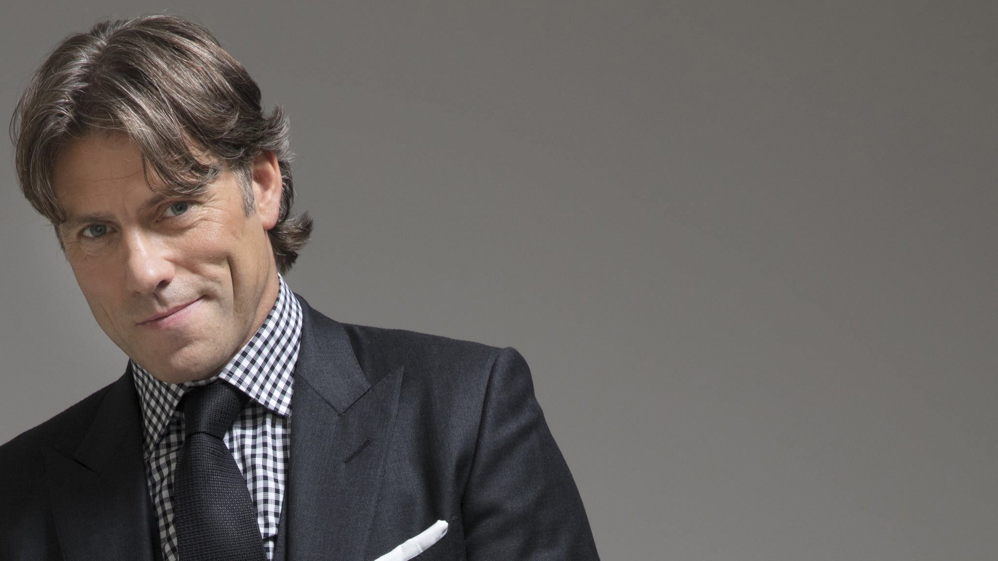 John Bishop: Warm Up tickets (Copyright © Ticketmaster)
