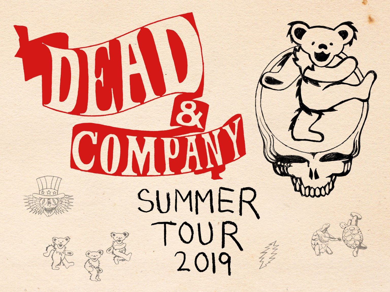 Main image for event titled Dead & Company