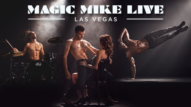 Magic Mike Live 1