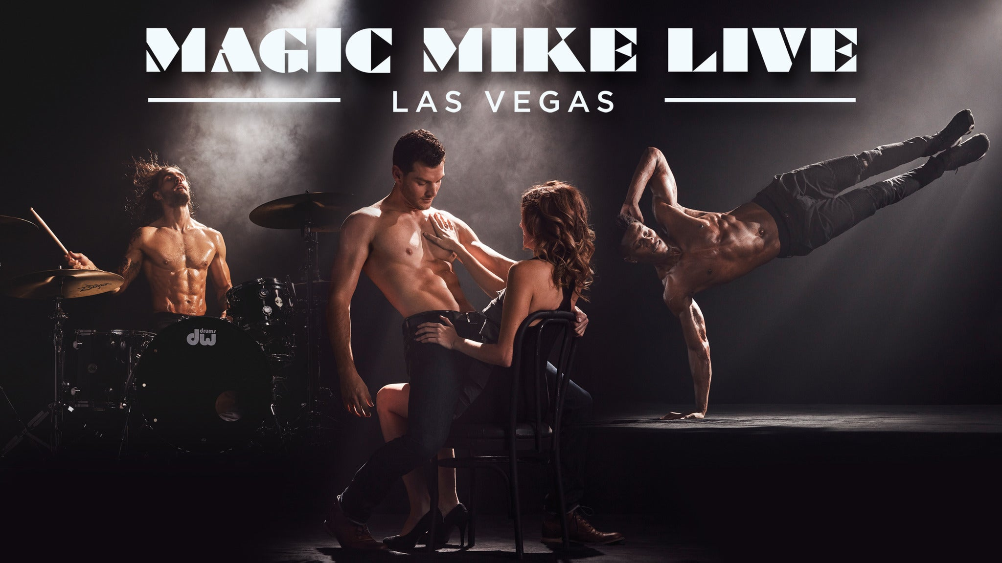 Magic Mike Live at Cypress Bayou Casino