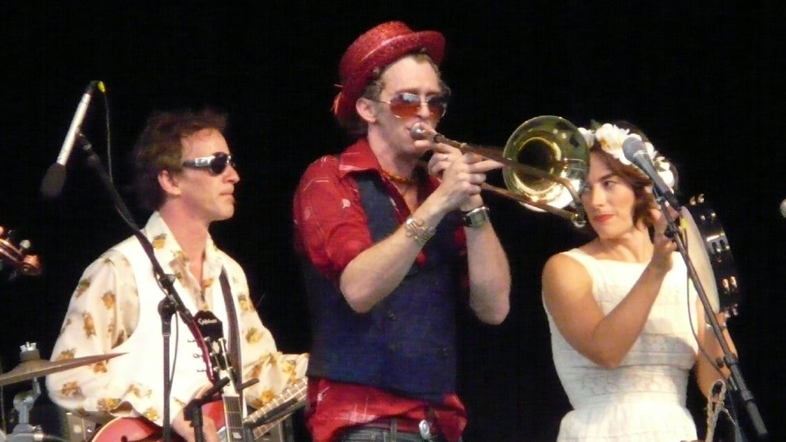 Squirrel Nut Zippers at Ritz Theatre
