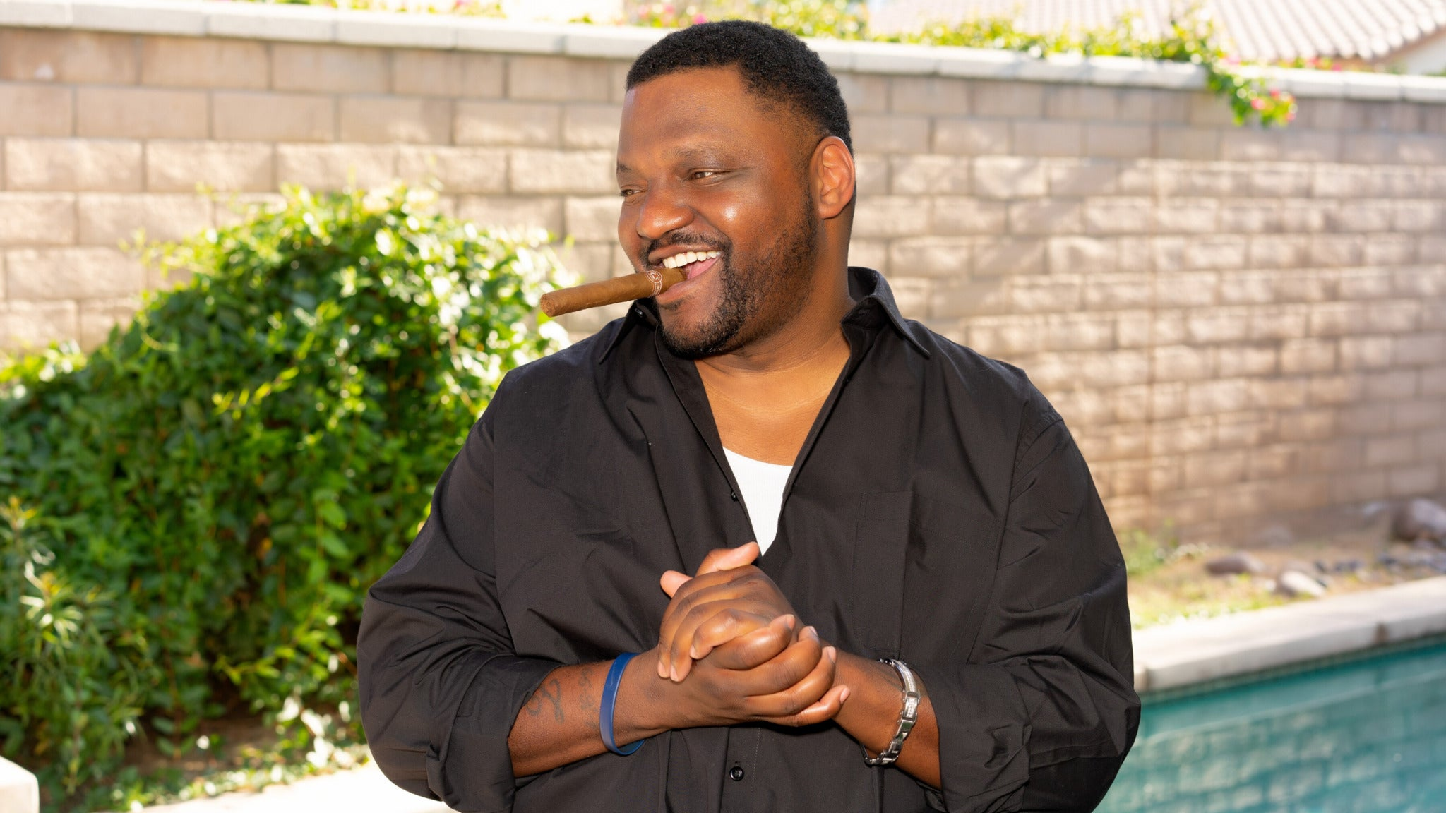 Aries Spears at Raleigh Improv