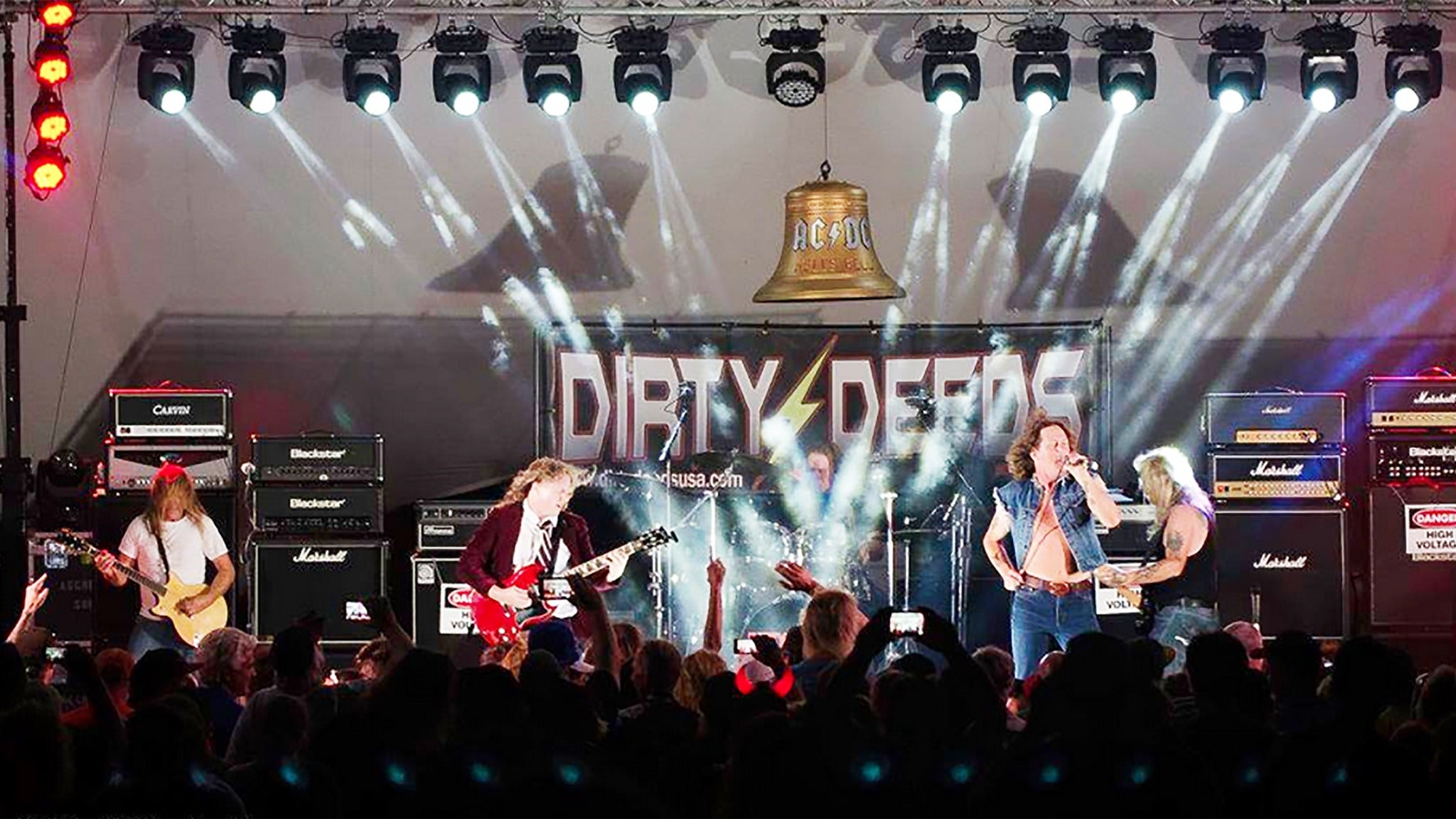 Dirty Deeds AC/DC Tribute