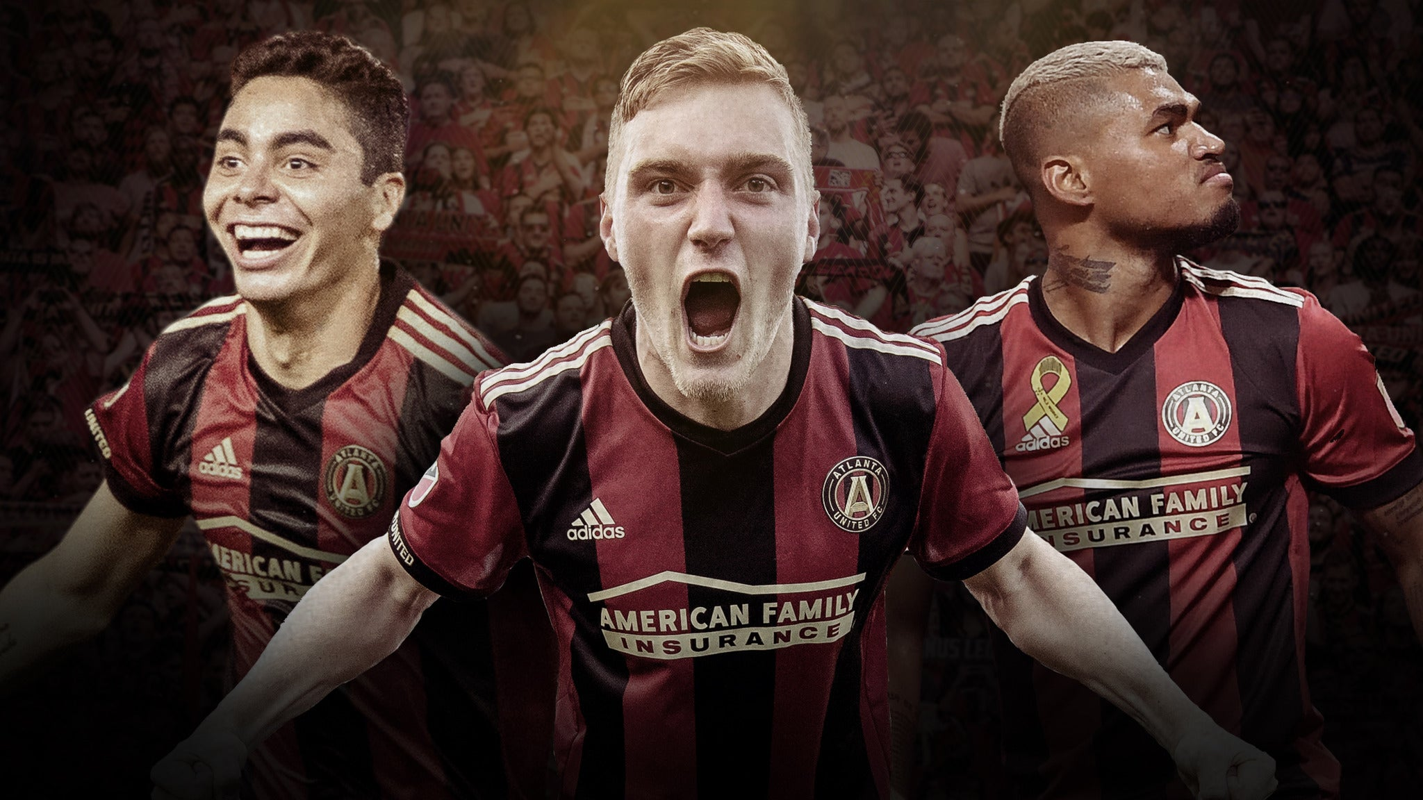 Atlanta United FC vs. Chicago Fire at Mercedes-Benz Stadium