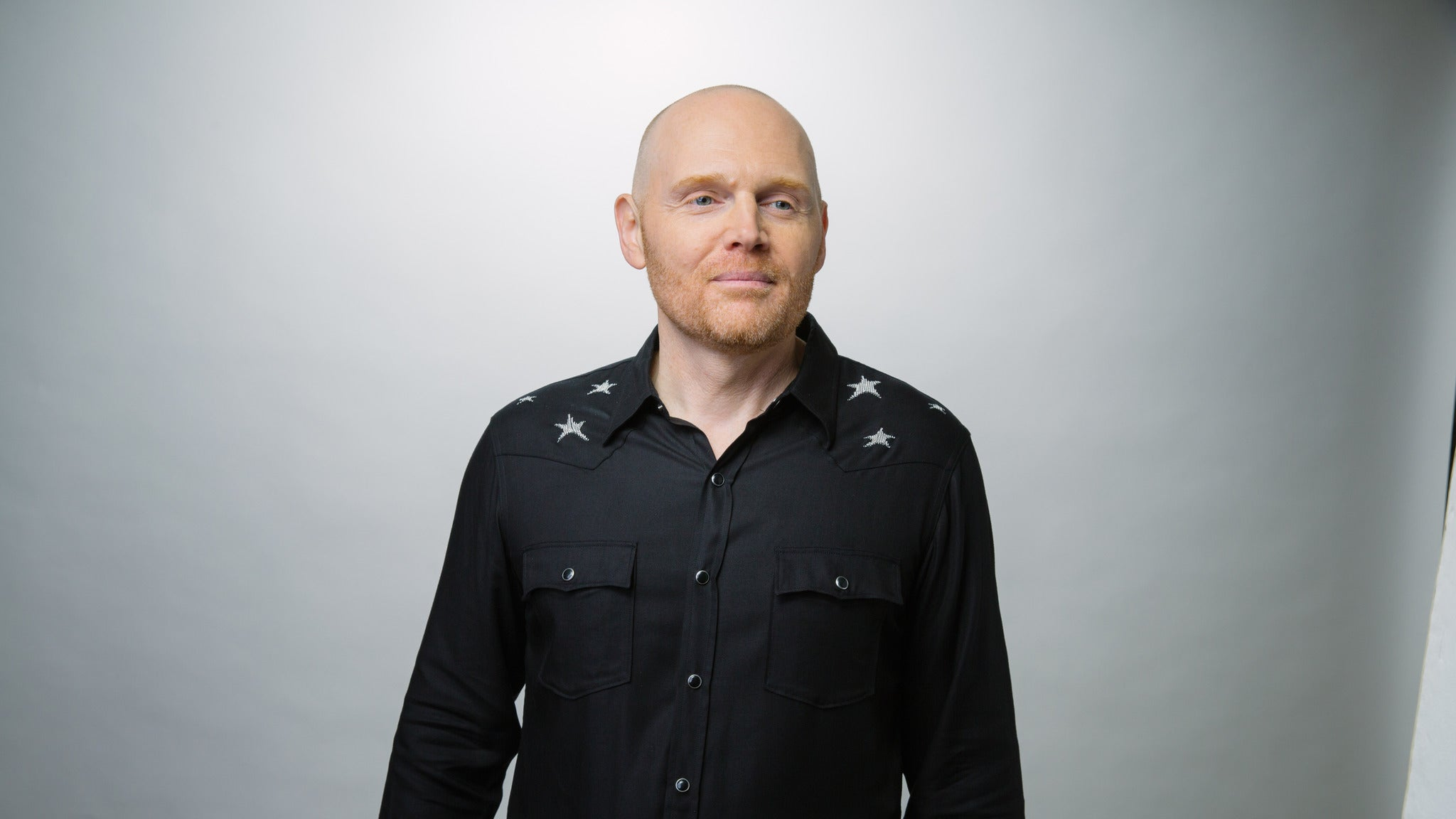 Bill Burr at Webster Bank Arena
