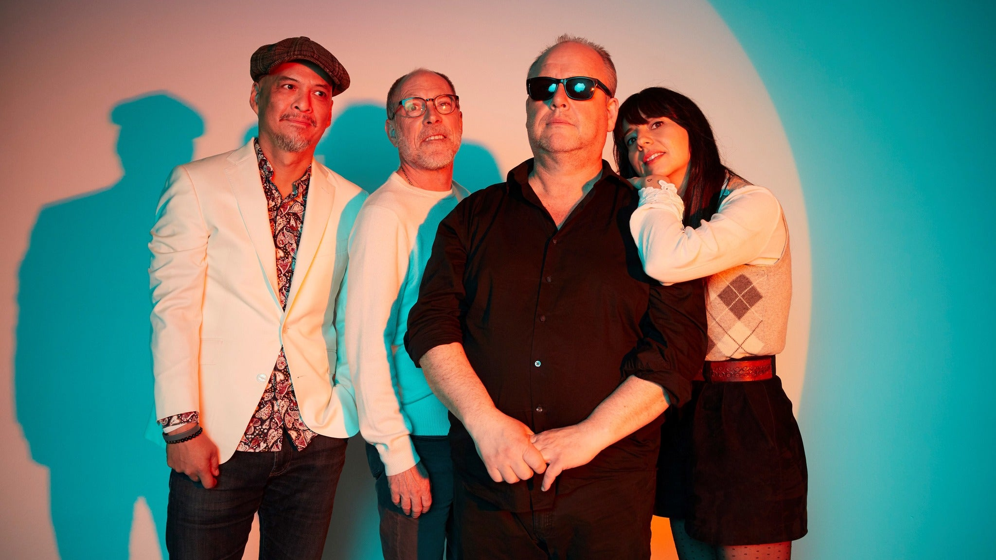 Galvanize Fest: Pixies tickets (Copyright © Ticketmaster)