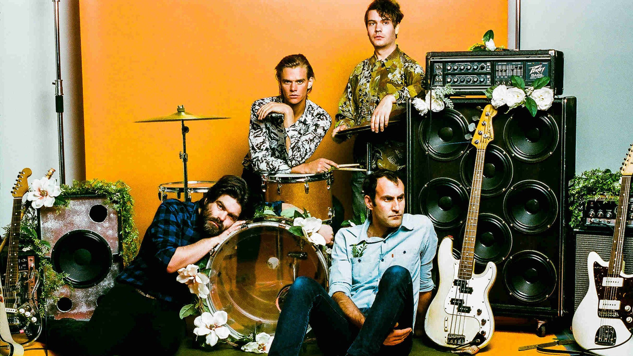 Preoccupations w/ Protomartyr at Bluebird Theatre