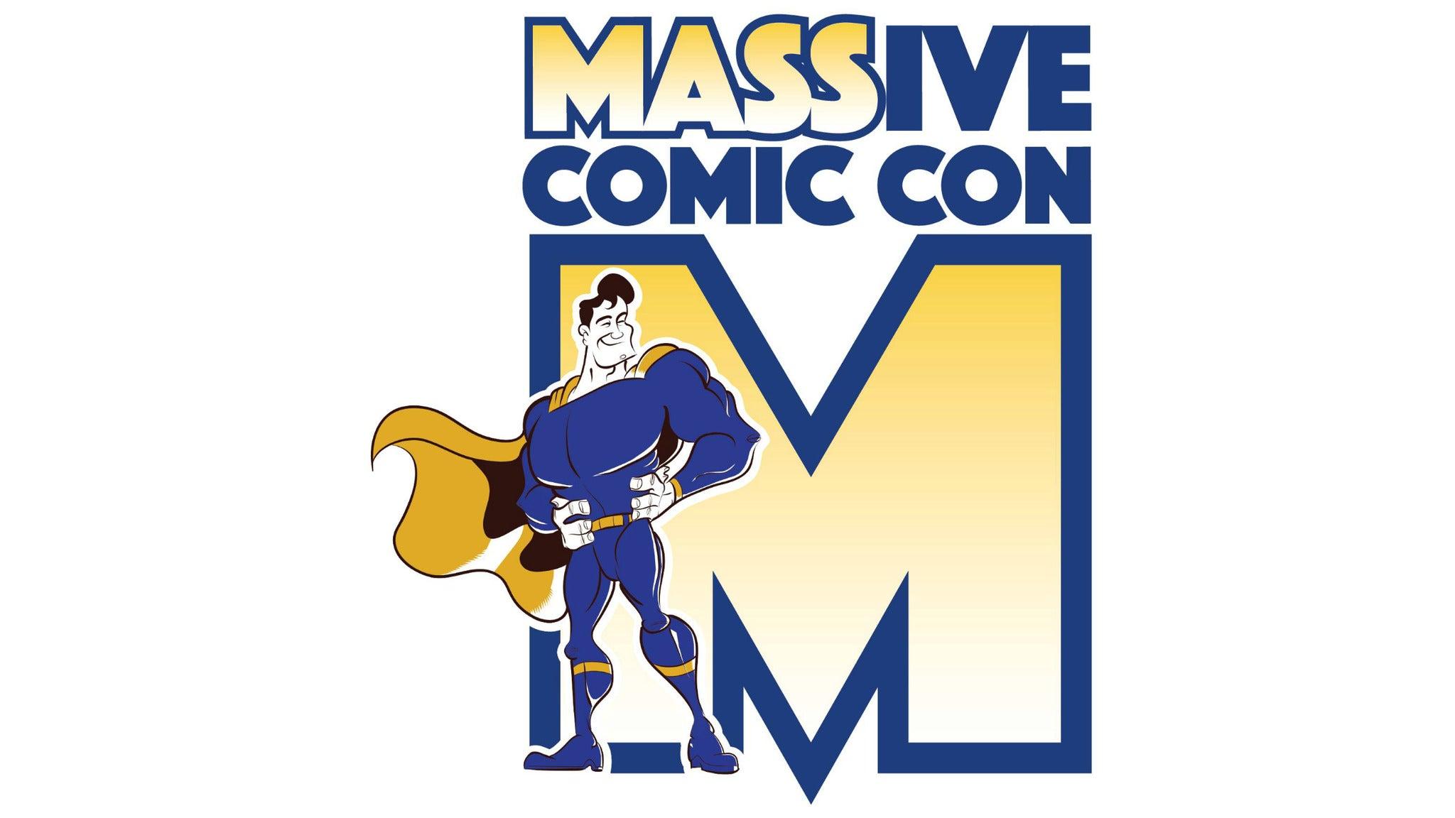 Massive Comic-Con Weekend Pass