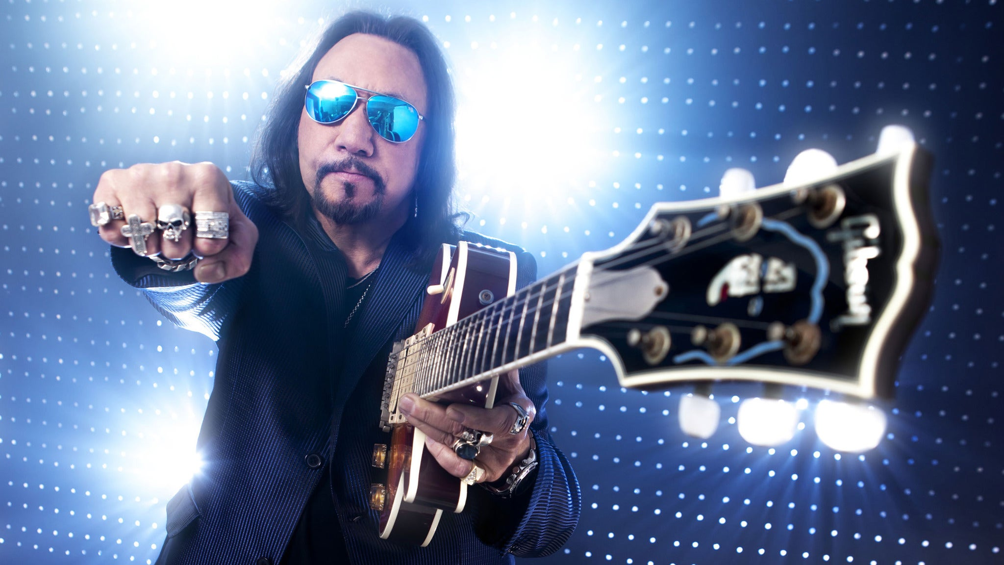Ace Frehley at Cornerstone - CA - Berkeley, CA 94704
