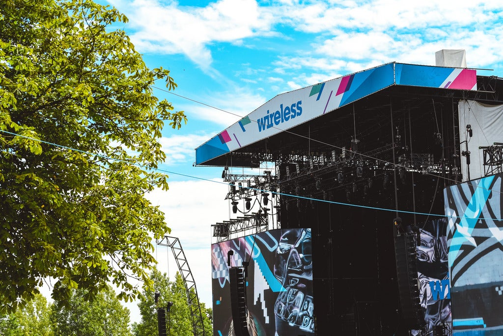Wireless 2020 - Friday Day Ticket