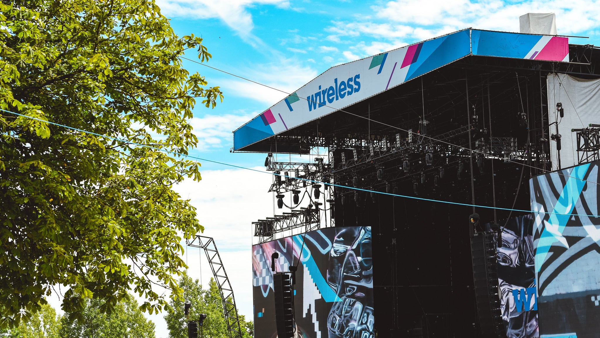 Wireless 2020 - Saturday Day Ticket tickets (Copyright © Ticketmaster)