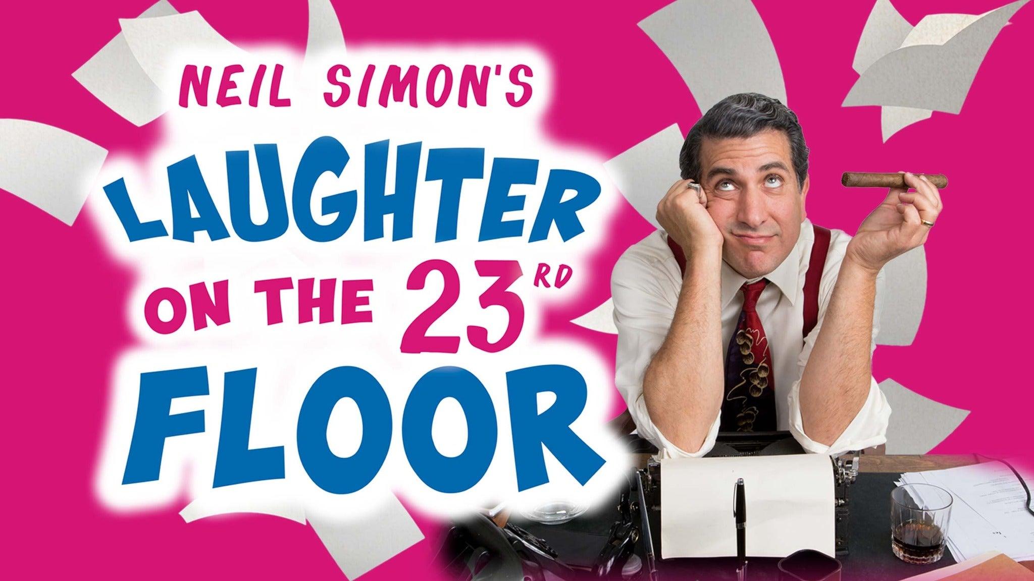 Walnut Street Theatre's Laughter on the 23rd Floor