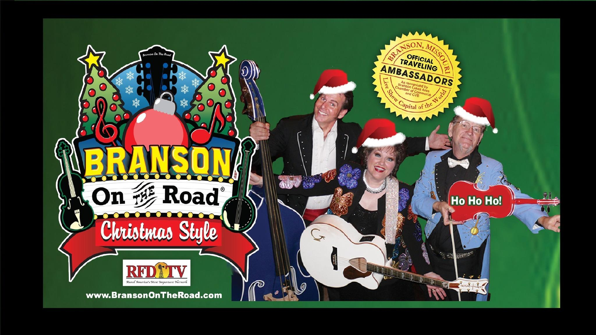 Branson On The Road at Palace Theatre-Greensburg