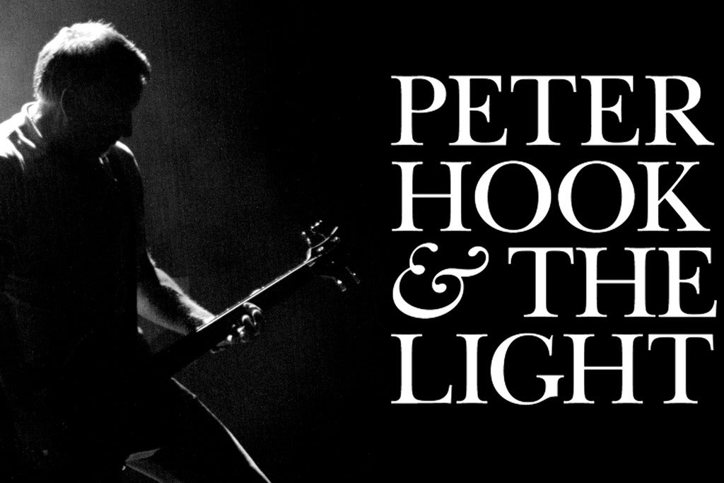 Peter Hook & The Light play Joy Division