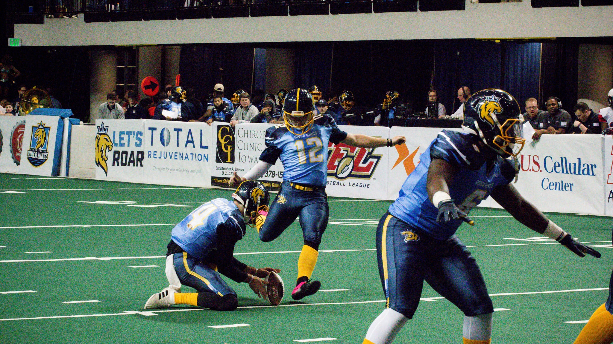 Cedar Rapids River Kings vs. Arizona Rattlers