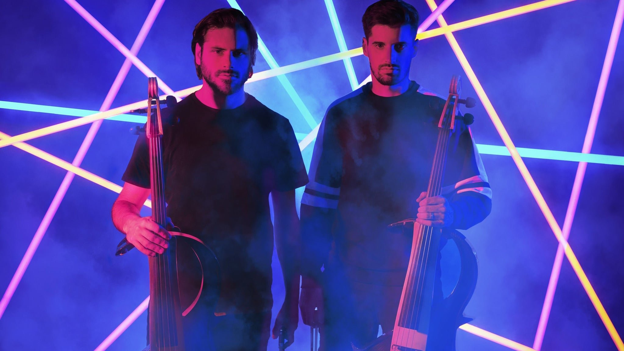 2Cellos at Theater of the Clouds at Moda Center