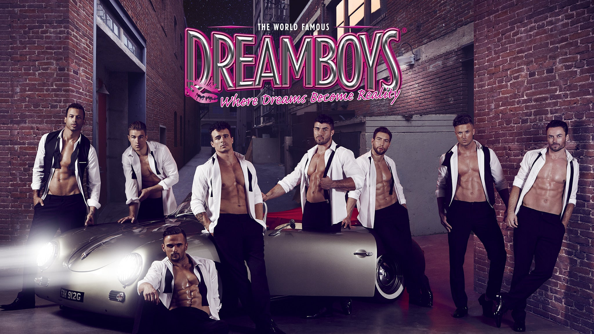 Dreamboys - Too Hard to Resist