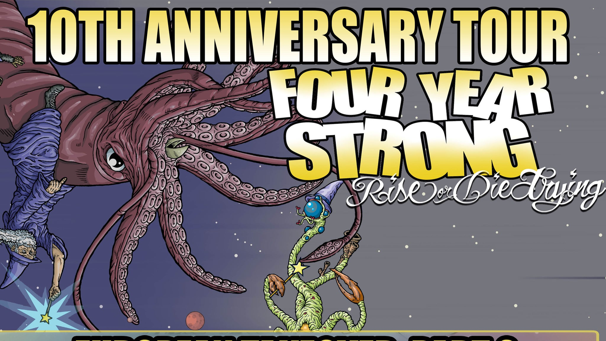 Four Year Strong: Acoustic Tour 2019