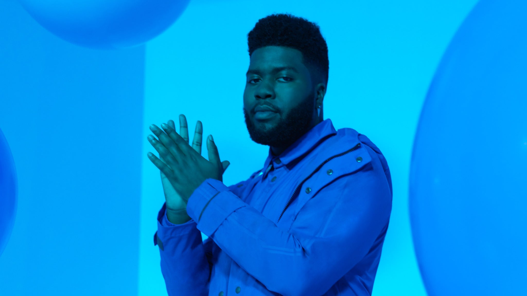 Khalid Free Spirit World Tour at Chesapeake Energy Arena