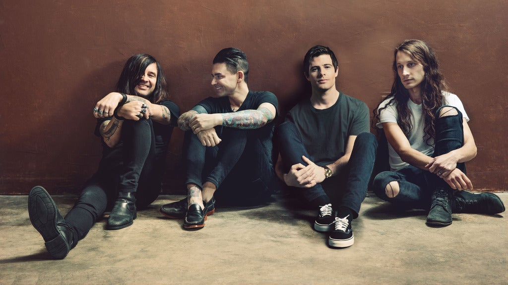 Hotels near Dashboard Confessional Events