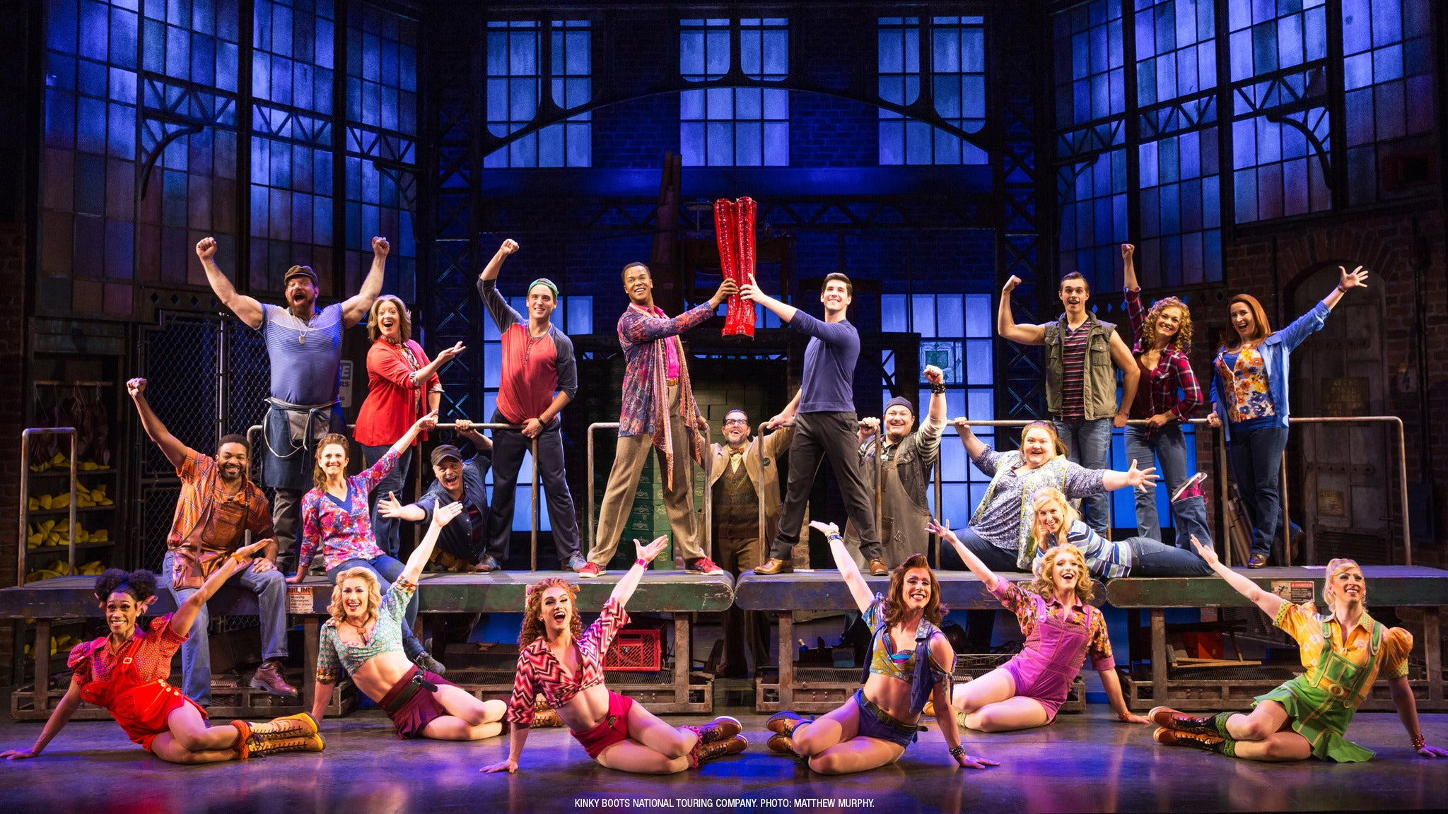 Kinky Boots (Chicago) at Oriental Theatre Chicago