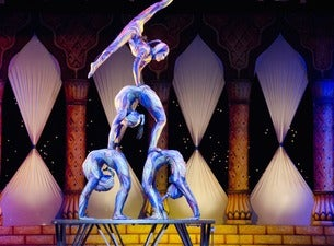 Premium Box Seat - Cirque Dreams Holidaze