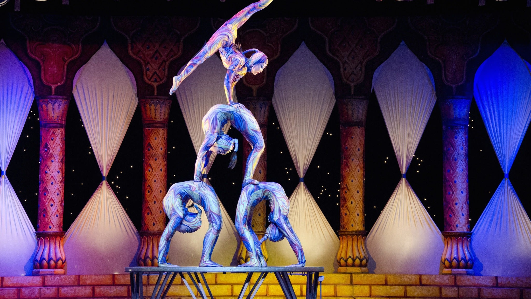 Cirque Mechanics at Cascade Theater