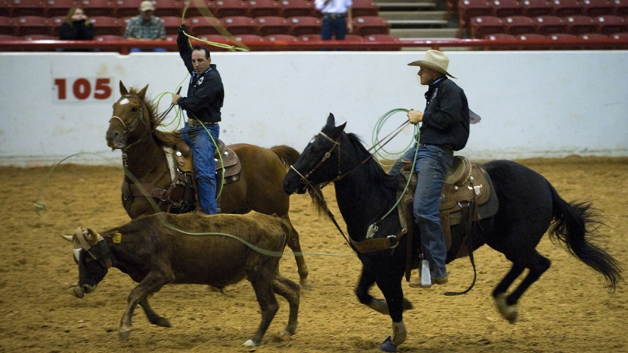 Louisiana High School Rodeo Finals at Burton Coliseum