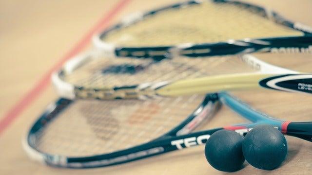 Manchester Open Squash