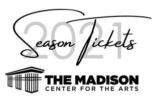 2021 Madison Season Tickets
