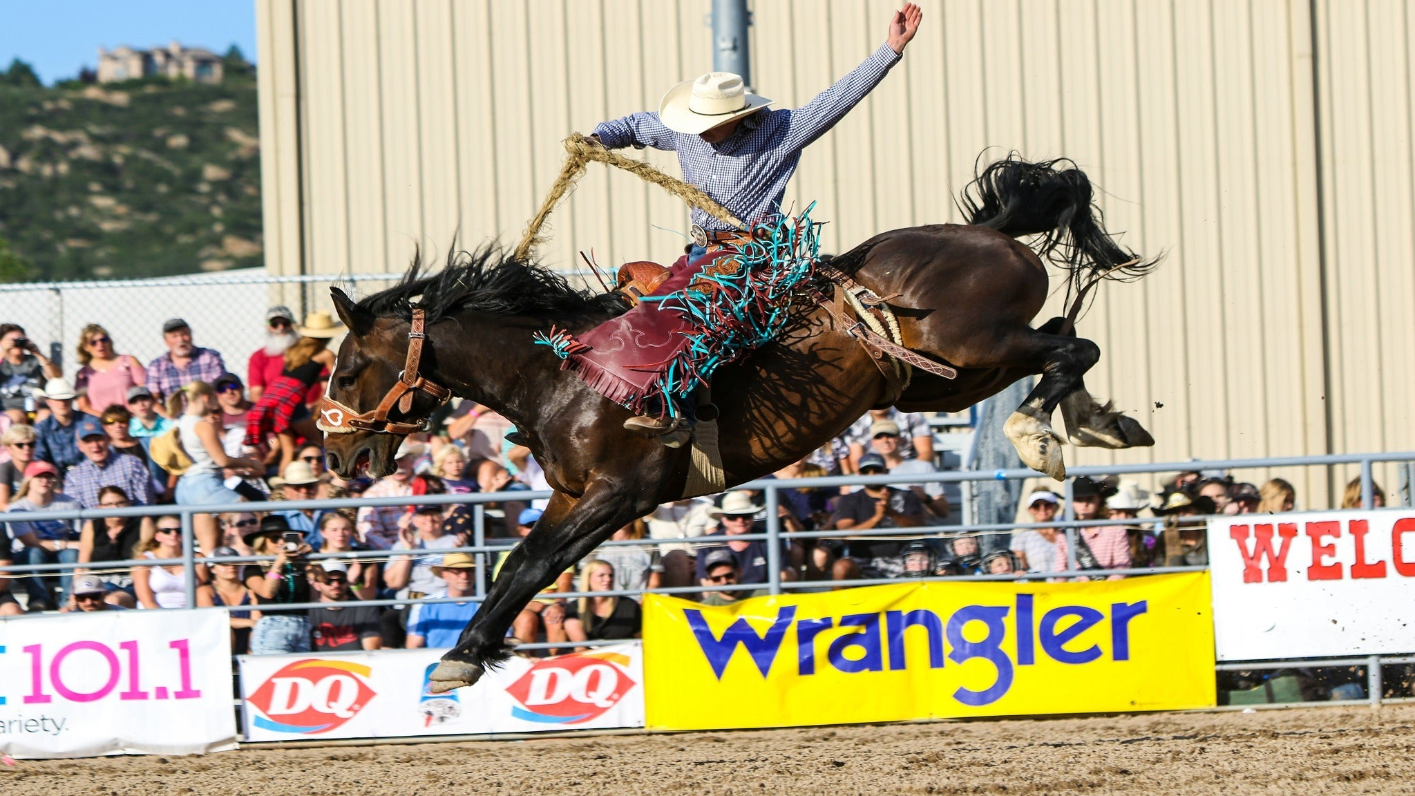 PRCA Rodeo at Douglas County Fairgrounds