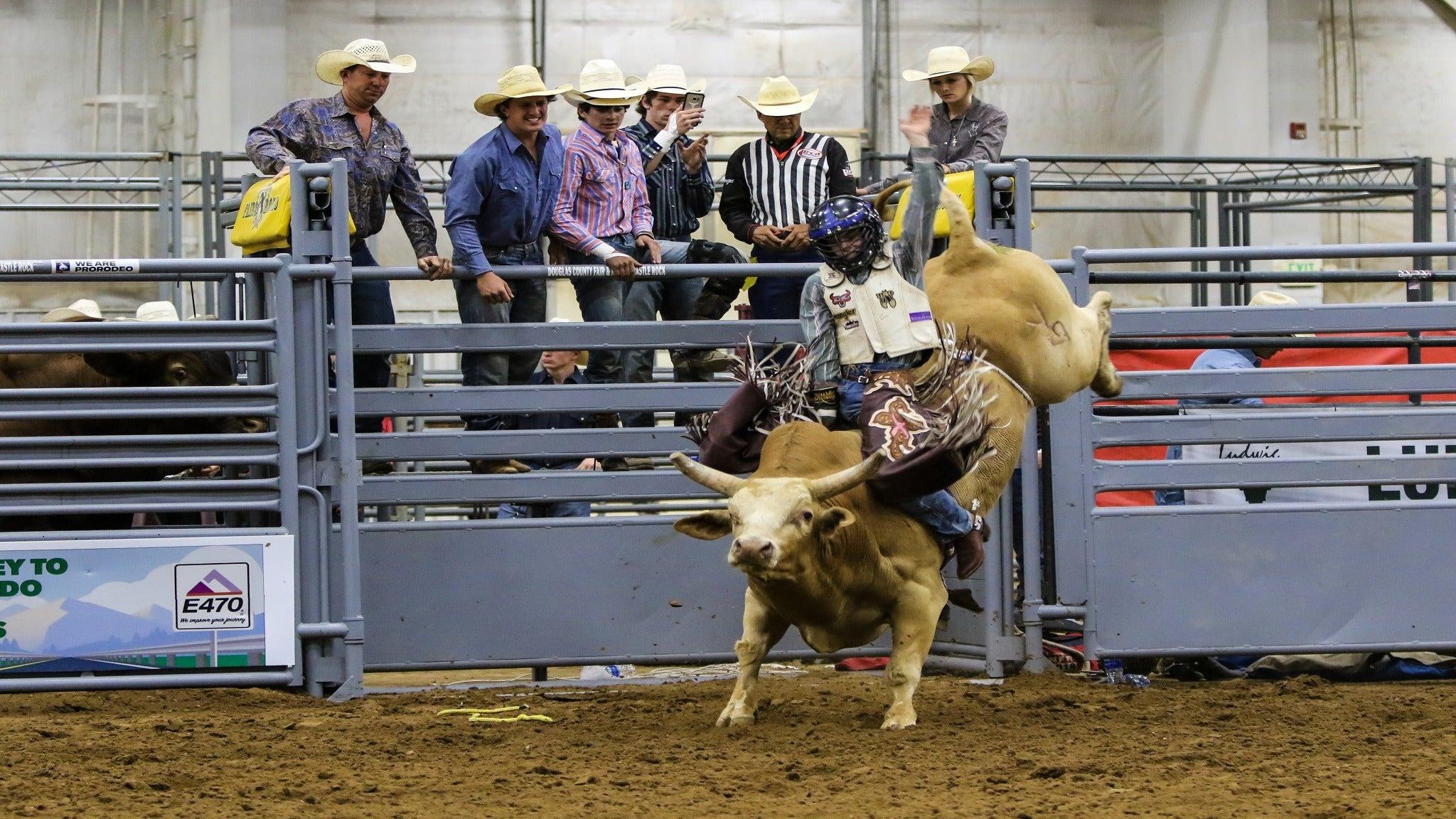 Xtreme Bulls at Douglas County Fairgrounds