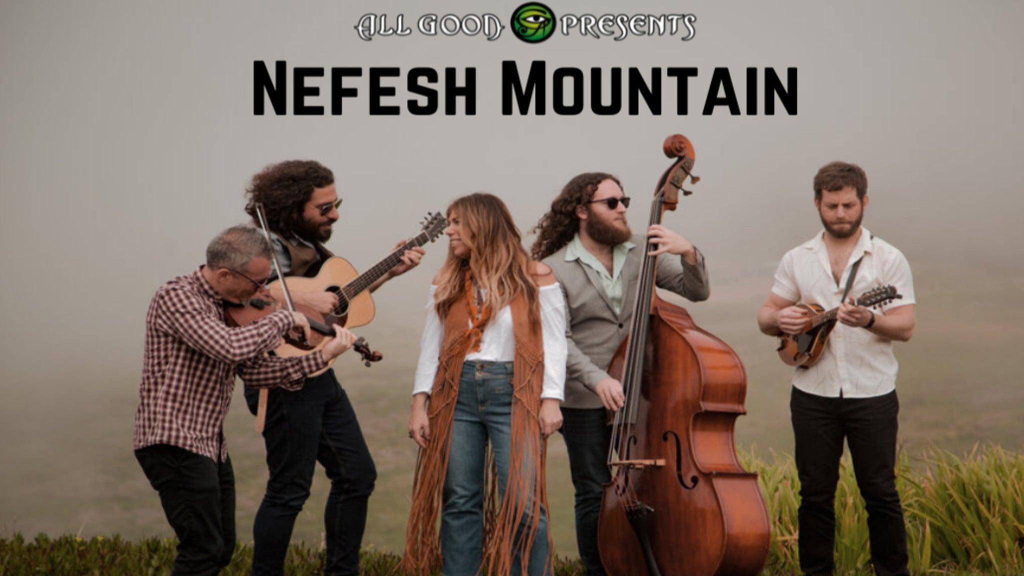 All Good Presents - Nefesh Mountain