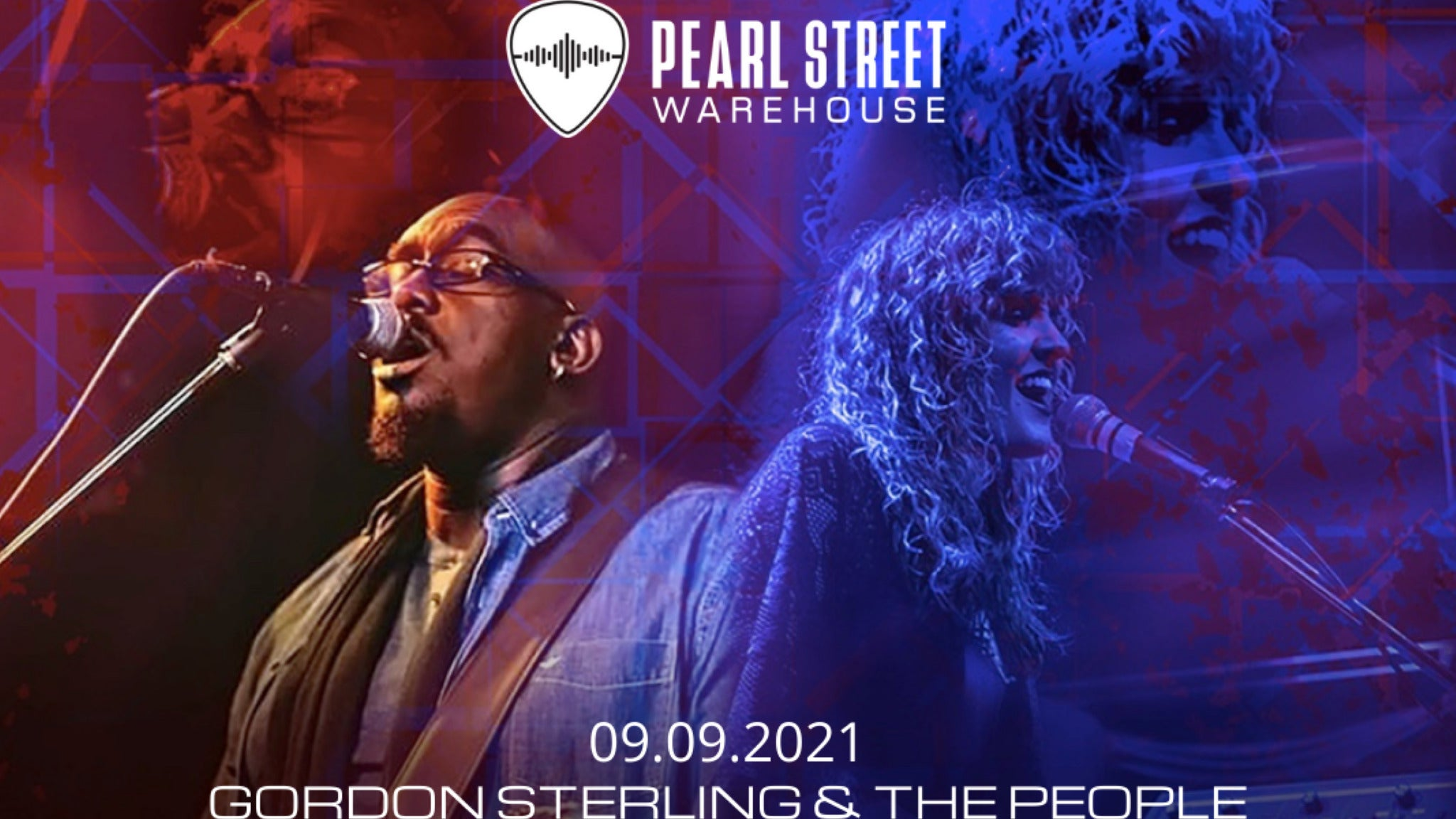 Gordon Sterling and the People w/ Natalie Brooke