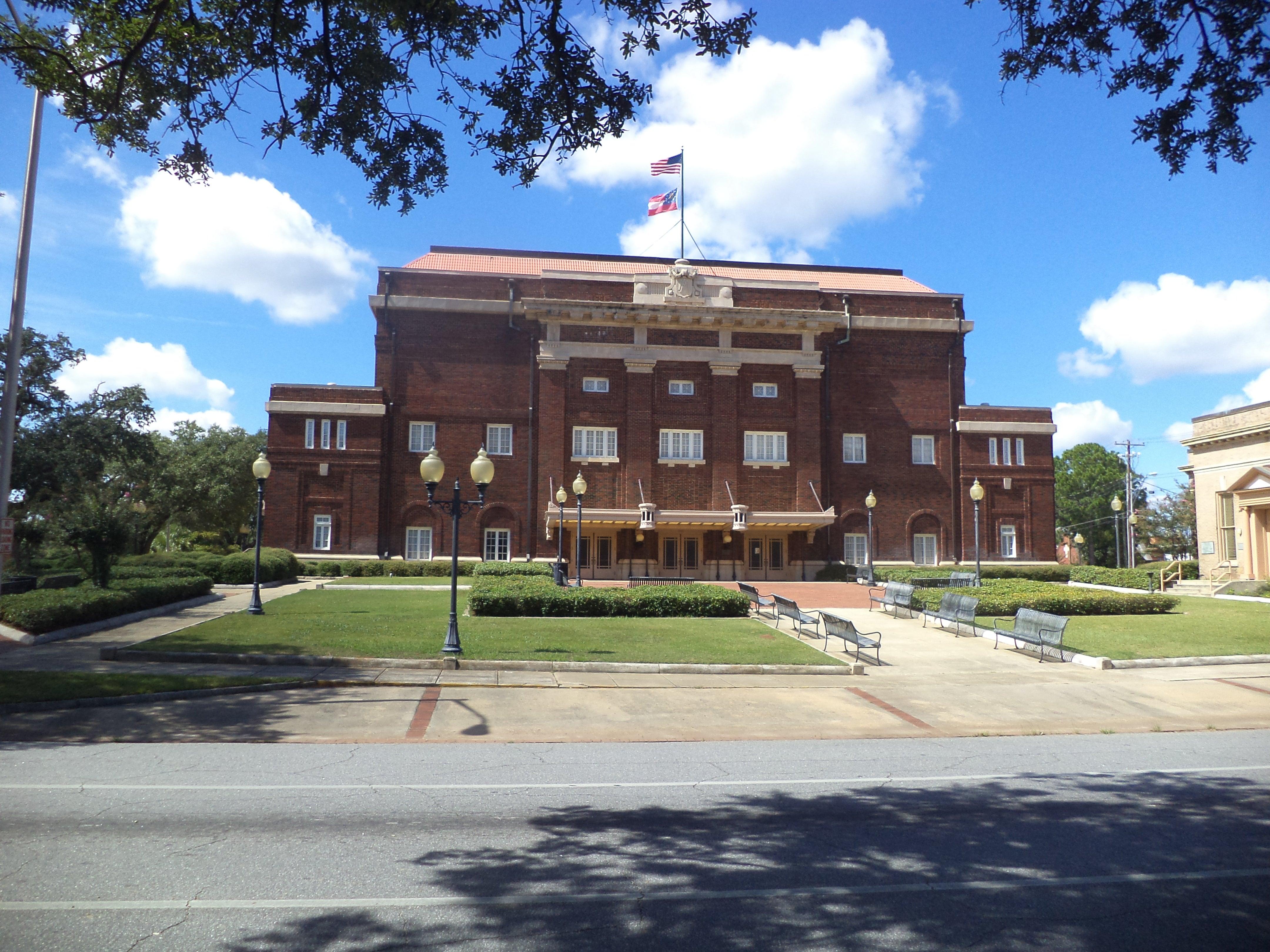 Albany Municipal Auditorium