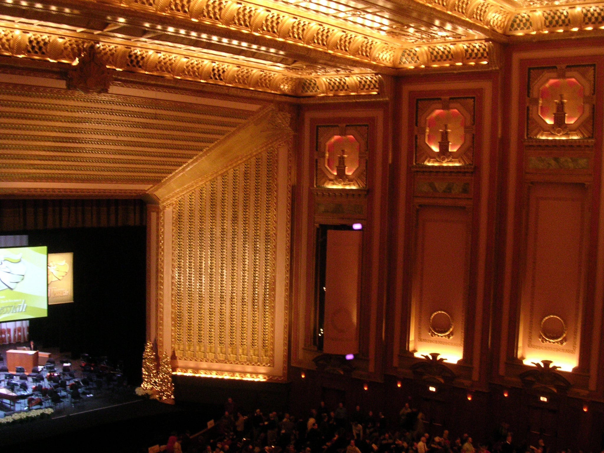 Civic Opera House Chicago Tickets Schedule Seating Chart Directions