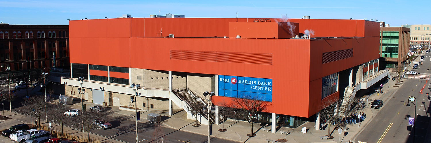 Bmo Harris Bank Center Rockford Tickets Schedule Seating Chart