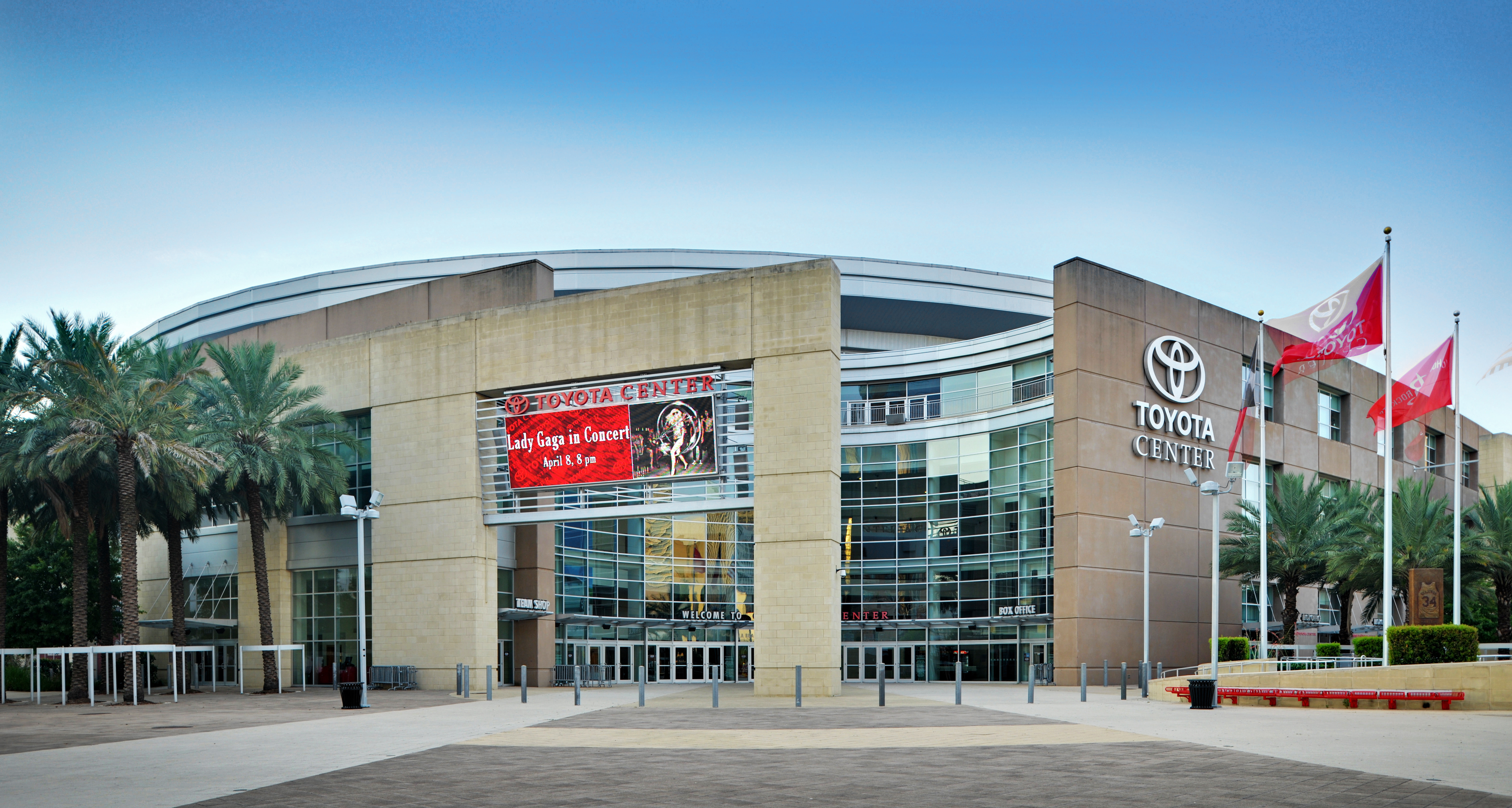 toyota center - houston | tickets, schedule, seating chart, directions