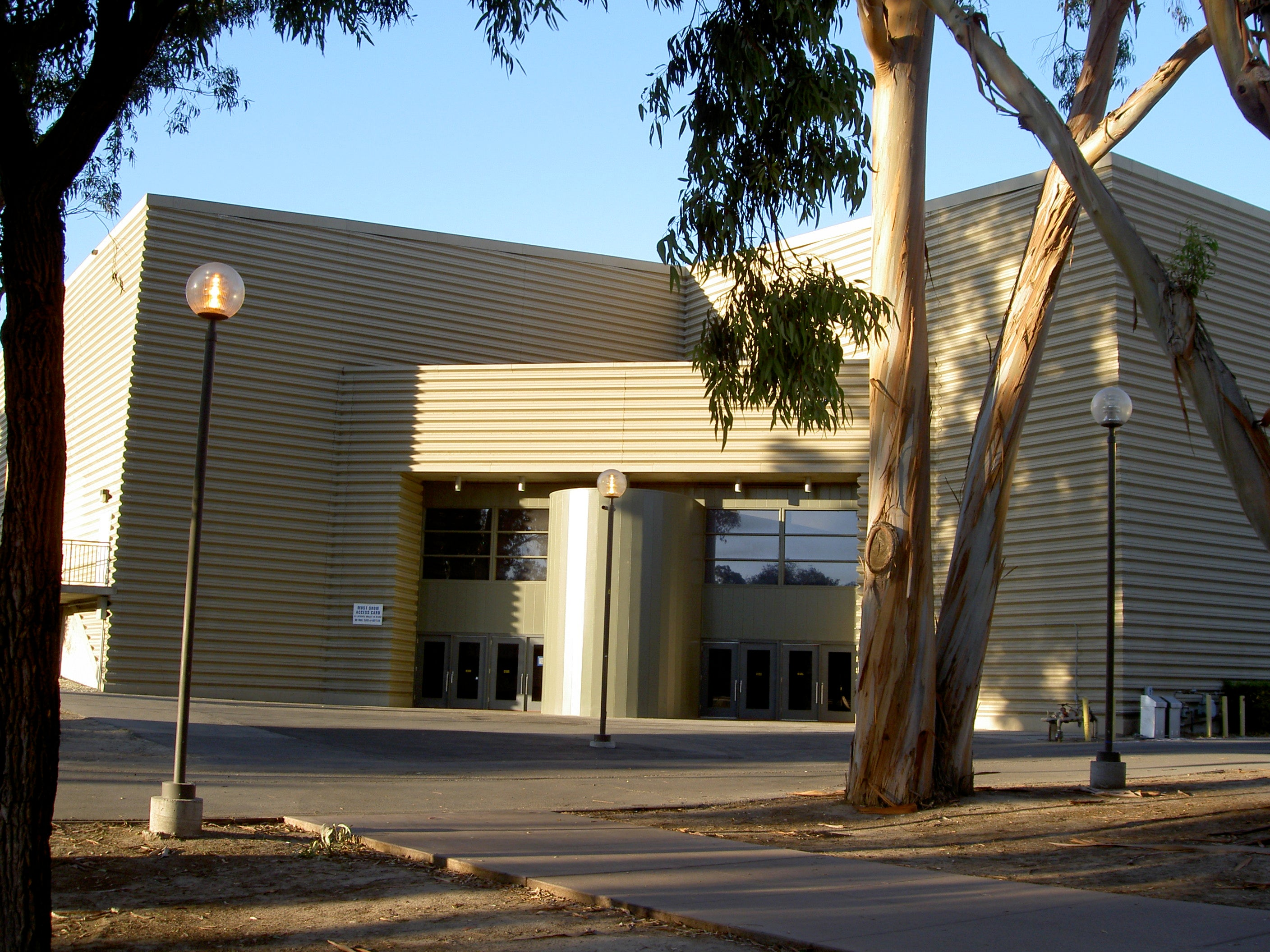 UCSB Events Center