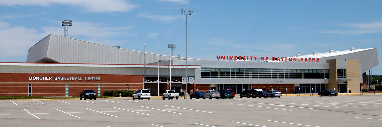 University Of Dayton Arena Dayton Tickets Schedule Seating