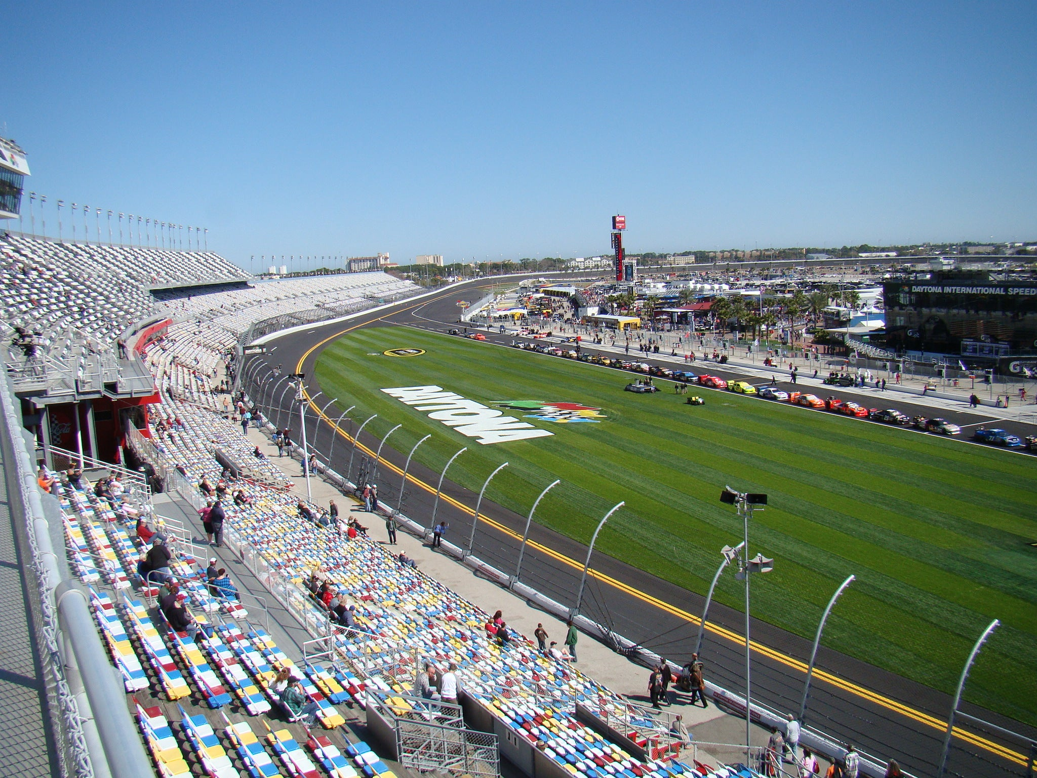 Daytona International Sdway Beach Tickets Schedule Seating Chart Directions